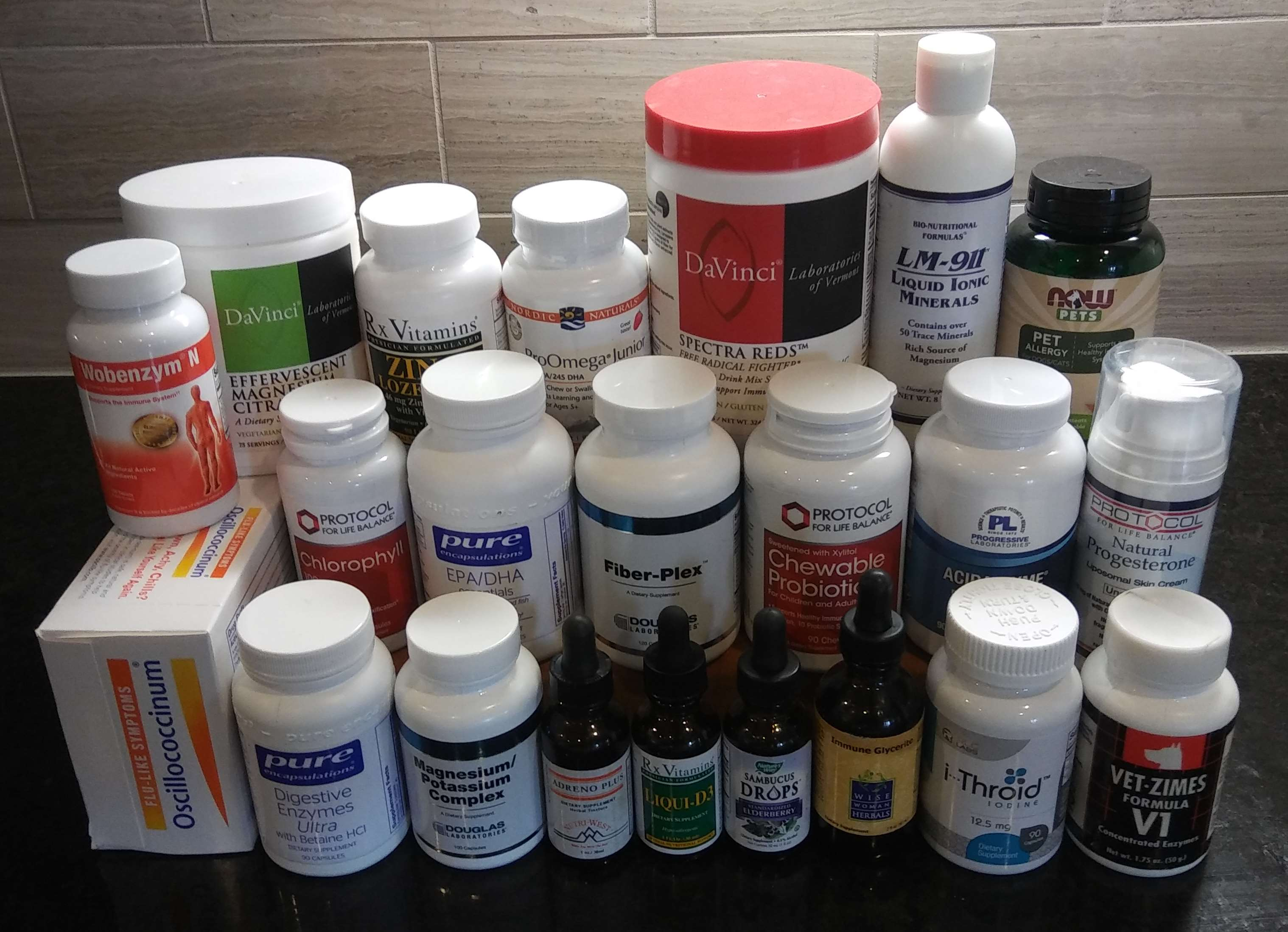 NUTRITIONAL PRODUCTS & SUPPLEMENTS   EUROPAMARK